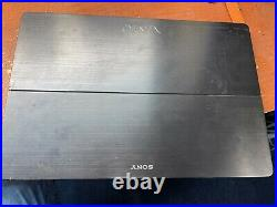15.6 Sony Vaio SVF15N17CXB whole computer for parts. LCD tested Good