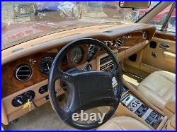 1988 1989 1990 1991 1992 BENTLEY Turbo r Parting Out MESSAGE FOR PARTS