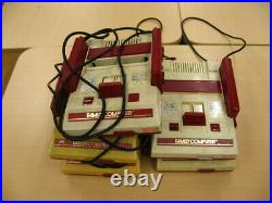 5 LOT Junk Famicom Console body only Parts Untested family computer Nintendo