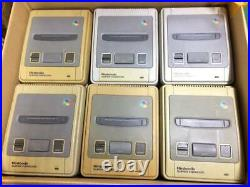 6 LOT Junk Super Famicom Console only Parts Untested family computer Nintendo