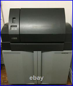 AB Dick DPM 2340 Computer to Plate System with RIP FOR PARTS ONLY