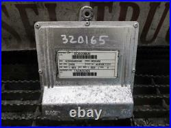 Allison MD3060 Trans Control Module Pulled from 2001 GMC T6500 Part# 15053063