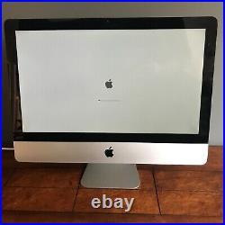 Apple iMac 21.5-Inch Core i7 2.8 Mid-2011 Computer (NO HD for parts) with BOX