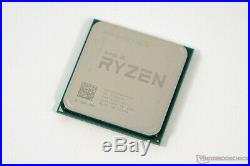 Computer Parts-AMD Ryzen 3 1300x Processor Quad Core CPU Slightly Used-Great