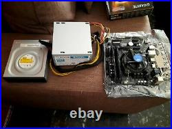 Computer Parts -Motherboard, CPU, RAM, Power Supply, DVD excellent condition
