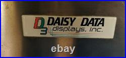 Daisy Data X-Purge Hazardous Area Computer, Air purged Equipment. Used for parts