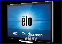 Elo Et4201l 42 In. Touchscreen Monitor With Computer