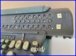 For Parts MARCHANT ADX FIGUREMATIC calculator from 1962