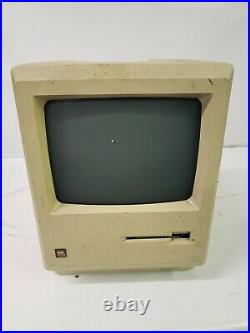 For parts Used Mac Plus Macintosh 1mb Apple M0001A vintage computer parts 1984