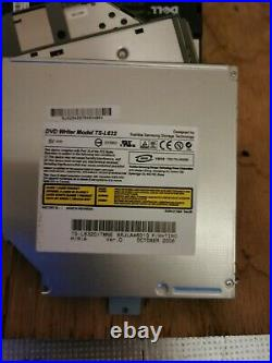 Hard drives, RAM, old modem, other various computer parts