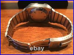 Hewlett Packard Led Calculator Watch Model 1 For Parts/repair