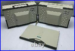 Lot 3 Siemens Simatic Pg 740-pii Programming Computer Parts Only