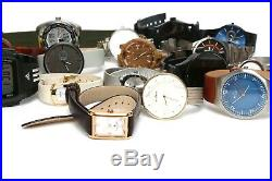 Lot Of 30 Watches Skagen Kenneth Cole August Steiner For Parts Or Repairs Used