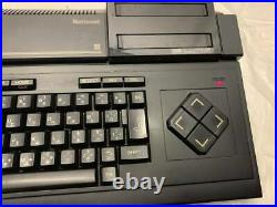 National CF1200 MSX Personal Computer Junk for Parts