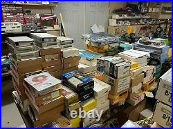 Old computers, hardware, and parts. Late 80s-earlly 2000s, check pictures