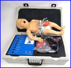 Pedi Computer Interactive Neonatal Simulator With Child From Noelle FOR PARTS