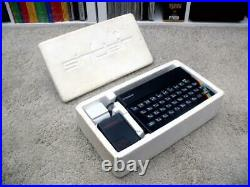 Sinclair ZX Spectrum 48K Computer Part Boxed / Fully Working Nice Condition