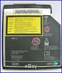 Used CD/DVD computer parts