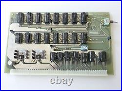 Used Untested Mp-8m2 Board From Swtpc Computer For Parts Or Repairfor Parts