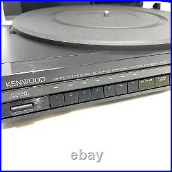 Vintage 1988 Kenwood P-92 Computer Controlled Fully Automatic Turntable PARTS