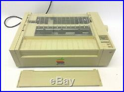 Vintage Used Apple Computer model A9M0303 Made in Japan Printer Parts